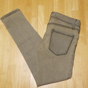 Free People womens skinny jeans